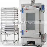 Quickly Commercial Steamed Bun/ Rice/ Cake Stainless Steel Industrial Food Steamer with Gas Cooker