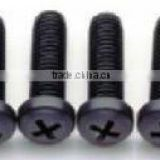 License Plate Fasteners, Imports, Black Nylon