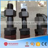 High strength structural steel bolts hex steel bolts and nuts