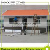 High Quality Economical Prefabricated A-Frame House Kit                                                                         Quality Choice