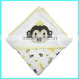 Cozy cute design baby blanket cotton, baby receiving blanket                                                                         Quality Choice