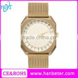 5ATM waterproof China manufucturer stainless steel 316l case brand your own name custom watch