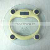 Good design electronic Glass Body Scales