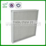 G2 Metal mesh plank air filter used in High temperature ventilation systems(Manufacturer)