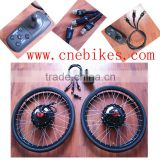 popular and cool electric wheelchair conversion kit 24v 180w