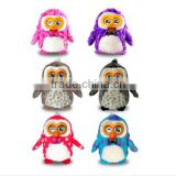 Owl interactive learning machine, educational toys owl, Electronic pet toys,owls repeat machine