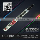 vape starter kits/ego e-cigarette with ce4/ce5 - Hangsen meilleur Echo-DJ kits approved by CE&RoHS,OEM services