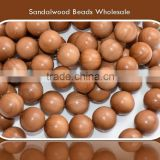 loose sandalwood beads 10mm/sandalwood-beads/sandalwood mala beads