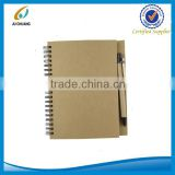 Kraft waterproof all kinds of paper notebook