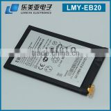 old brand professional FOR motorola battery factory ALL PRICE LIST battery FOR motorola phone 1750mah EB 20
