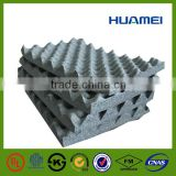 NBR/PVC rubber foam sound proofing insulation sheet