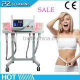 Double wave 650nm and 940nm wavelength body shaping portable lipo laser slimming machine with 6-12 pads PZ LASER SLIM MACHINE