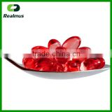 OEM supplements best selling high purity food grade Krill Oil 1000mg