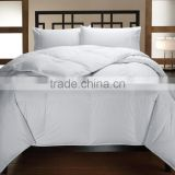 Wholesale Classic 90% white duck down comforter yangzhou wanda luxury feather home textile