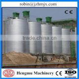 Lastest new arrival hot sale material stainless steel silo/large silo bags for grain silage/steel silo