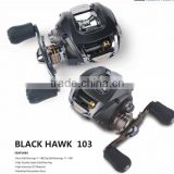 High Intensity G/F Material fishing reel used