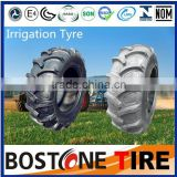Chian high quality cheap rice paddy field tyre tractor irrigation tires 14.9-24