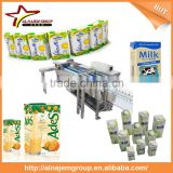 Best sale milk powder making machine milk pouch packing machine uht milk sterilizer machine