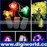 3M 30LEDs Waterproof Party Holiday Decoration Colorful Led Micro Battery Light String