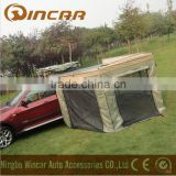 270 degree foxwing awning retractable car side awning