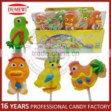 18g Animal Slices Cartoon Jelly Candy Gummy Pop