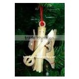 outdoor bamboo wind chime