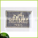 Factory wholeslae Laser metal nailhead cut printing Hotfix Motif for clothing