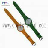 UHF rewearable wristband