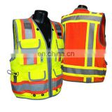 Muti-purpose hi vis safety vest with porket