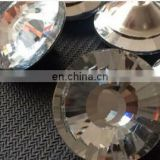 Sun flower crystal button sofa soft bag glass buckles Headboard Buttons Furniture decorative buttons DIY accessories
