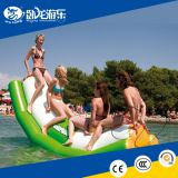Inflatable Floating Water Toys , Inflatable Water Seesaw Rock Game For Sale