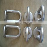 hot dip galvanized forged carbon steel Oval Eye Nut