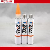 Long Nozzle Aluminum Tube for Glue Adhesive Packaging