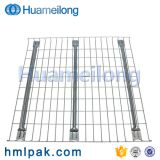 Heavy duty industrial welded steel wire mesh decking panels for pallet racking
