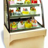 Refrigerated Cabinet 220v/50hz Tempered Glass Body