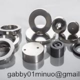 Magnetic materials for custom made magnet