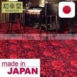 Fire-Retardant 50 x 50 Tile Carpet Prices / Carpet Tile for both commercial and residential use , Samples also available