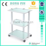 new product glass shelf trolley used beauty salon chairs sales for sale                                                                         Quality Choice
