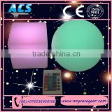 ACS led cube , led ball, led cube light solar light for sale                                                                         Quality Choice