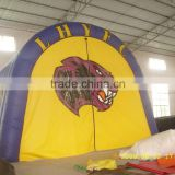 Commercial outdoor inflatable balloon tent
