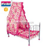 FEI LI baby doll carry bed doll cribs and beds baby doll bed