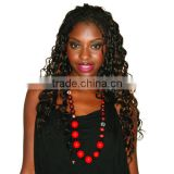 European French Refined Human Hair Natural Color Unwefted Bulk Virgin Hair for Braiding