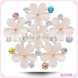 Direct Manufacturer wholesale brooch crystal meteor safety pin brooch made in China                                                                         Quality Choice