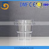 manufacturer!PS Plastic Disposable drinking water cup/Air cup/Aviation cup/plastic cup