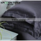 High Quality 100% Mulberry Silk Pillowcases 22 Momme King/Queen Size Dark Gray Luxury Pillow Cases                                                                         Quality Choice