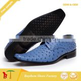 soft sole italian genuine leather men shoes
