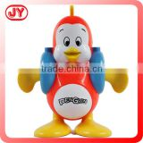 Non-toxic funny battery operated penguin toy with music for above 3 age
