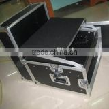 professional amplifier dj rack amp flight case