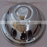 19.5''bus chrome wheel trim wheel stainless steel cover