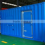 container type 500KVA natural gas generator set with CHP system